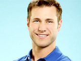 Jake Pavelka on The Bachelorette