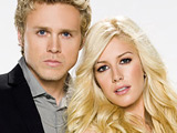 The Hills - Spencer Pratt and Heidi Montag