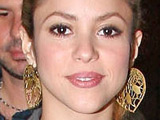 Shakira leaves Mr Chows restaurant London