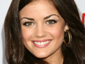 Lucy Hale claims that her affair on Pretty Little Liars will continue in future episodes.