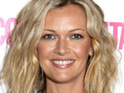 Model and TV presenter Sarah Murdoch gives birth to her third child with husband Lachlan.