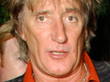 Rod Stewart reveals that he broke down in tears when he found out that his wife was pregnant.