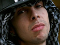 N-Dubz rapper Dappy reportedly takes In The Night Garden toys on tour.