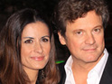 "Colin Firth says that the key to a happy marriage is to treat it like a ""marathon""."