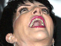 "Liza Minelli reveals that she performs a ""rock and roll"" number in the Sex And The City sequel."