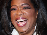 Oprah Winfrey  at The Cicely L. Tyson Community School of Performing and Fine Arts. East Orange, New Jersey.