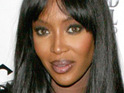 Naomi Campbell reportedly lashes out over blood diamond connection during interview.