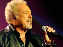 Tom Jones reveals that his gospel album Praise & Blame was inspired by a promise made to Elvis Presley.