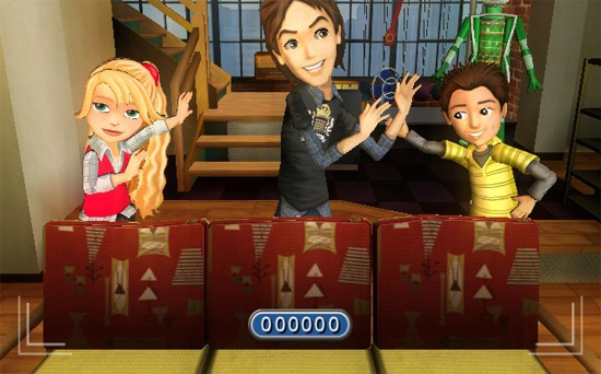 Gaming Review: iCarly