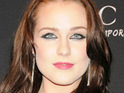 Evan Rachel Wood says that she was surprised to find female fans outside the set of her new film.