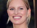 "Tyra Banks says that Karolina Kurkova was ""great"" on America's Next Top Model."