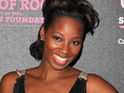 Jamelia's pop comeback signs a new record deal live on camera for fans.