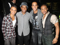 JLS 'to launch own condom brand'