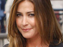 Lisa Snowdon says that George Clooney was too famous for her to settle down with.
