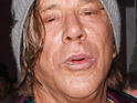 Mickey Rourke reportedly says that actors sleep with more women than British footballers.