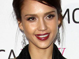 Jessica Alba at the MOCA New 30th Anniversary Gala - arrivals Los Angeles, California.