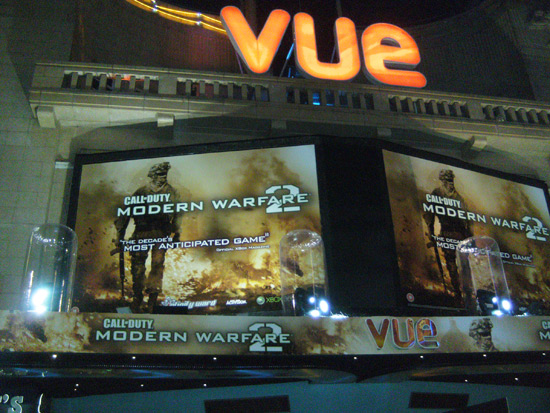 Gaming Gallery: Modern Warfare 2 Premiere