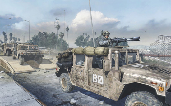Gaming Review: Modern Warfare 2
