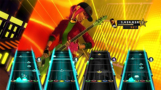 Gaming Review: Band Hero