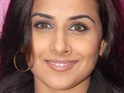 Vidya Balan admits that she broke down with stress from working non-stop on her latest film.