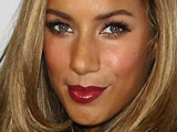 Leona Lewis celebrates her new album 'Echo' at Hyde Lounge, West Hollywood