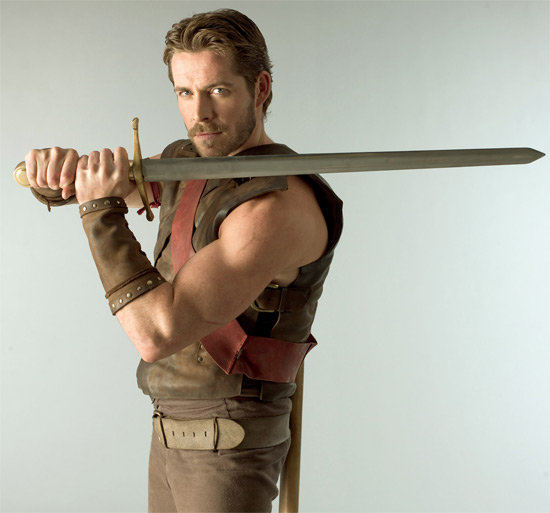 Gay Spy: Sean Maguire