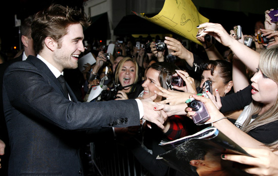 The Twilight Saga: New Moon: US Premiere