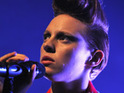 La Roux singer Elly Jackson says that she is still surprised when people turn up for their gigs.