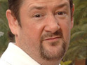 Johnny Vegas reveals that he is fixated with BBC One's Homes Under The Hammer.
