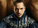 Jonathan Rhys Meyers says that he is happy to be moving on from his role in The Tudors.