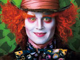 Alice In Wonderland - Johnny Depp as The Mad Hatter