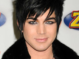 Adam Lambert at the Z100 Jingle Ball 2009 held at Madison Square Garden New York City.