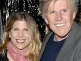 Stephanie Sampson and Gary Busey