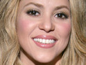 Shakira is named the most popular Latin musician in the world based on music downloads.