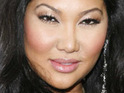 Kimora Lee Simmons admits that she watches her diet despite loving food.