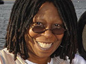 Whoopi Goldberg claims that she is the calmest out of all her co-hosts on The View.