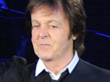Sir Paul McCartney says that he still gets nervous when playing live despite five decades of experience.