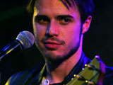 Kris Allen The American Idol winner makes a special appearance at &#39;B.B. King&#39;s Blues Club. Las Vegas, Nevada.