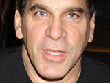 Lou Ferrigno (The Incredible Hulk) signing autographs, Las Vegas, Nevada