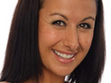 Dancing On Ice star Hayley Tamaddon reveals that she is covered in bruises after training.