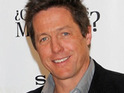 Actor Hugh Grant jokes that he would rather kill himself than get any older.
