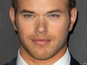 Kellan Lutz praises the graphic nature of  Bella's birth scene in Breaking Dawn.