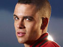 Glee star Mark Salling announces details of his debut album.