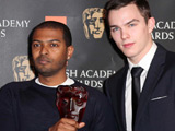 Noel Clarke and Nicholas Hoult