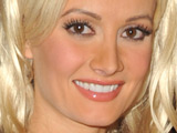 Holly Madison and Bridget Marquardt at the Heel Hate California Entertainer of the Year pageant and silent auction to benefit the Matthew Shepard Foundation and the NOH8 Campaign at Sunset House of Blues in West Hollywood, Los Angeles