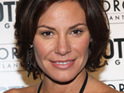 LuAnn de Lesseps admits that she felt intimidated making her acting debut on Law & Order: SVU.