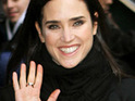 Jennifer Connelly says that she experienced nausea in her first months of pregnancy.