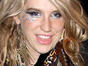 Ke$ha says that she is nervous about performing on Saturday Night Live for the first time.