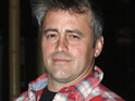 Matt LeBlanc admits that playing himself on his new show Episodes was strange.