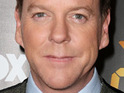 "Kiefer Sutherland claims that working on 24 gave him the ""greatest education"" he could have."